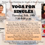 Yoga for Singles Event