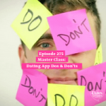 Master Class: Dating App Dos And Don'ts