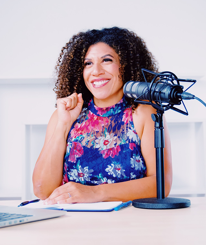 Damona Hoffman Podcast
