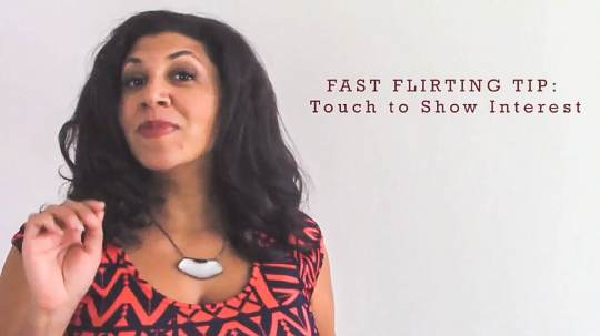 Fast Flirting Tips The Power of a Woman's Touch in Flirting