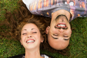 Foolproof Flirting That Starts With A Smile Photo