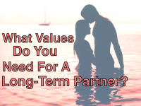 What Values Do You Need For A Long Term Partner