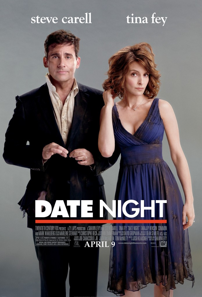 Date night is just as important for married couples as it is singles.
