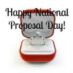 National Proposal Day Statistics
