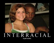 Interracial dating: It does work.