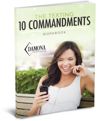 Texting 10 Commandments Workbook